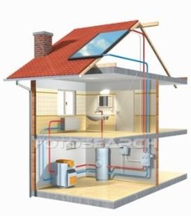 Gruppo side impianti termoidraulici energie rinnovbili biomassa rifacimento bagni - Impianto elettrico di casa ...